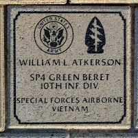 Atkerson, William L. - VVA 457 Memorial Area C (265 of 309) (2)