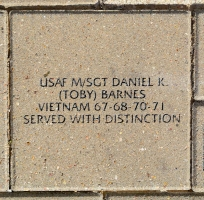 Barnes, Daniel K. 'Toby' - VVA 457 Memorial Area C (64 of 309) (2)
