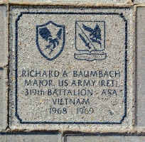 Baumbach, Richard A. - VVA 457 Memorial Area B (218 of 222) (2)