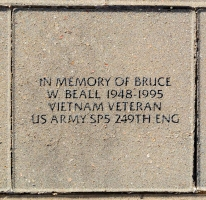 Beall, Bruce W. - VVA 457 Memorial Area C (6 of 309) (2)