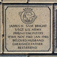 Bright, James H. 'Sam' - VVA 457 Memorial Area C (216 of 309) (2)