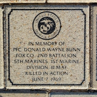 Bunn, Donald Wayne - VVA 457 Memorial Area C (201 of 309) (2)