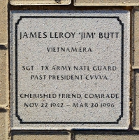 Butt, James Leroy 'Jim' - VVA 457 Memorial Area C (178 of 309) (2)