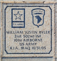 Byler, William 'Justin' - VVA 457 Memorial Area B (186 of 222) (2)