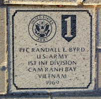 Byrd, Randall E. - VVA 457 Memorial Area C (307 of 309) (2)