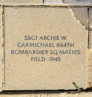 Carmichael, Archie W. - VVA 457 Memorial Area B (35 of 222) (2)