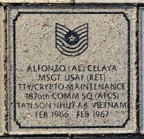 Celaya, Alfonzo 'Al' - VVA 457 Memorial Area C (85 of 309) (2)