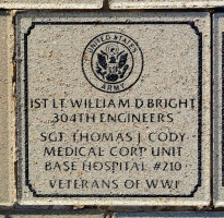 Cody, Thomas J. - VVA 457 Memorial Area C (199 of 309) (2)
