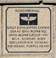 Coone, John Joffre - VVA 457 Memorial Area A (40 of 121) (2)