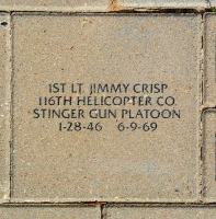 Crisp, Jimmy - VVA 457 Memorial Area B (89 of 222) (2)