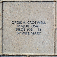 Crotwell, Ordie A. - VVA 457 Memorial Area B (171 of 222) (2)