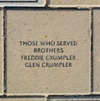 Crumpler, Freddie (brothers) - VVA 457 Memorial Area C (163 of 309) (2)