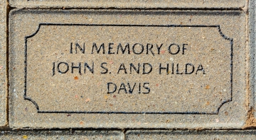 Davis, John S. & Hilda - VVA 457 Memorial Area B (107 of 222) (2)