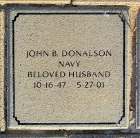 Donalson, John B. - VVA 457 Memorial Area C (277 of 309) (2)