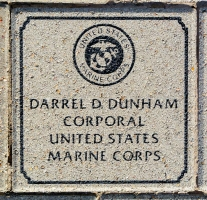 Dunham, Darrel D. - VVA 457 Memorial Area C (120 of 309) (2)