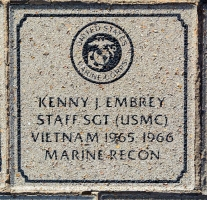Embrey, Kenny J. - VVA 457 Memorial Area C (122 of 309) (2)