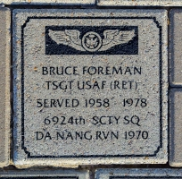Foreman, Bruce - VVA 457 Memorial Area C (234 of 309) (2)