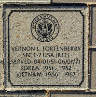 Fortenberry, Vernon L. - VVA 457 Memorial Area C (245 of 309) (2)