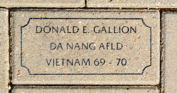 Gallion, Donald E. - VVA 457 Memorial Area B (68 of 222) (2)