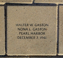 Gaston, Walter W. & Nona L. - VVA 457 Memorial Area C (258 of 309) (2)