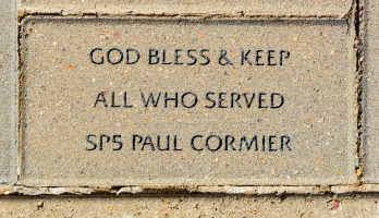 God Bless All Who Served Paul Cormier - VVA 457 Memorial Area B (17 of 222) (2)
