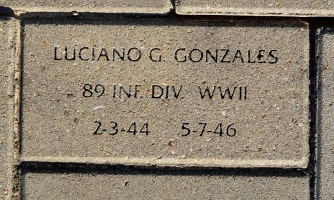 Gonzales, Luciano G. - VVA 457 Memorial Area C (102 of 309) (2)