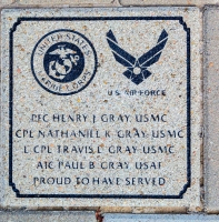 Gray, Paul B. - VVA 457 Memorial Area B (148 of 222) (2)