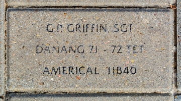 Griffin, G. P. - VVA 457 Memorial Area B (183 of 222) (2)