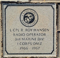 Hansen, R. Roy - VVA 457 Memorial Area C (112 of 309) (2)