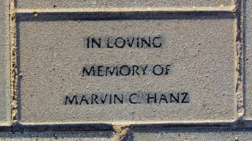 Hanz, Marvin C. - VVA 457 Memorial Area C (231 of 309) (2)