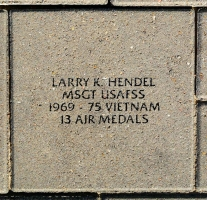 Hendel, Larry K. - VVA 457 Memorial Area C (104 of 309) (2)