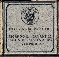Hernandez, Ricardo G. - VVA 457 Memorial Area C (110 of 309) (2)