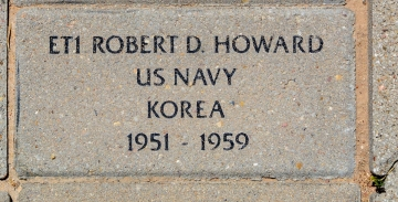 Howard, Robert D. - VVA 457 Memorial Area A (98 of 121) (2)