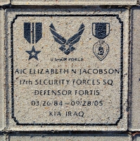 Jacobson, Elizabeth N. - VVA 457 Memorial Area C (153 of 309) (2)