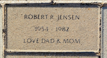 Jensen, Robert R. - VVA 457 Memorial Area C (182 of 309) (2)
