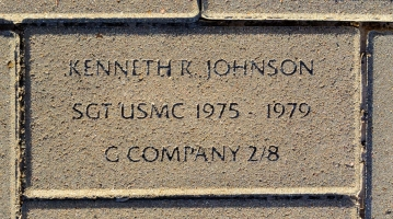 Johnson, Kenneth R. - VVA 457 Memorial Area C (255 of 309) (2)