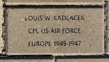 Kadlacek, Louis W. - VVA 457 Memorial Area C (90 of 309) (2)