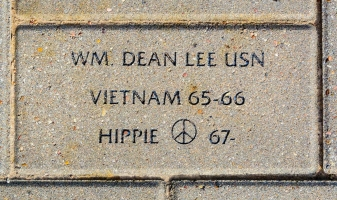 Lee, WM. Dean - VVA 457 Memorial Area B (151 of 222) (2)