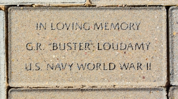 Loudamy, G. R. (Buster) - VVA 457 Memorial Area B (45 of 222) (2)