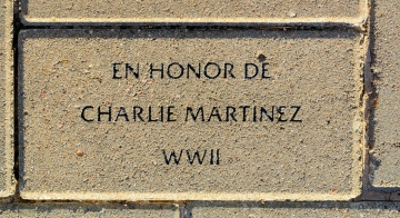 Martinez, Charlie WWII - VVA 457 Memorial Area C (272 of 309) (2)
