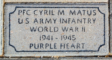 Matus, Cyril M. - VVA 457 Memorial Area B (51 of 222) (2)