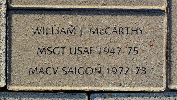 McCarthy, William J. - VVA 457 Memorial Area C (236 of 309) (2)