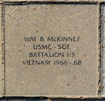 McKinney, Wm. B. - VVA 457 Memorial Area C (95 of 309) (2)