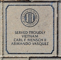 Mensch, Carl F. II - VVA 457 Memorial Area C (32 of 309) (2)