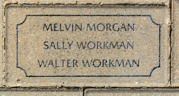 Morgan, Melvin - Workman, Sally - Workman, Walter - VVA 457 Memorial Area B (91 of 222) (2)