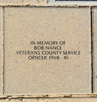 Nance, Bob - Veterans County Service Officer - VVA 457 Memorial Area B (22 of 222) (2)