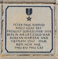 Narvid, Peter Paul - VVA 457 Memorial Area A (16 of 121) (2)