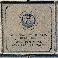Nelson, W. A. 'Wally' - VVA 457 Memorial Area C (202 of 309) (2)