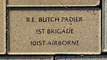 Padier, R. E. 'Butch' - VVA 457 Memorial Area C (238 of 309) (2)