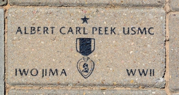Peek, Albert Carl - VVA 457 Memorial Area A (43 of 121) (2)